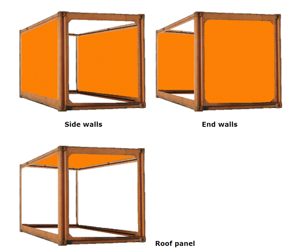Side-containers