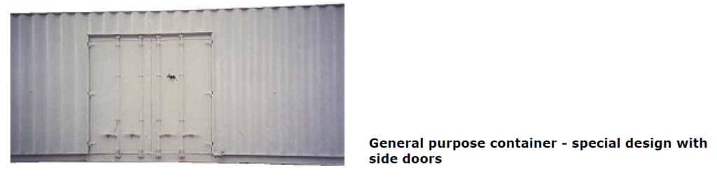 4.General purpose containers with special features