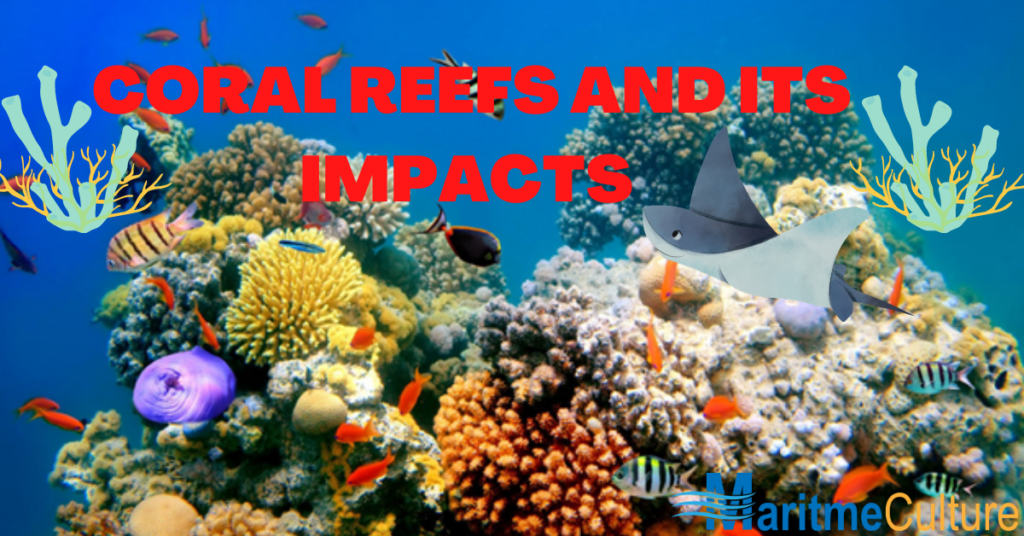 CORAL REEFS AND ITS IMPACTS