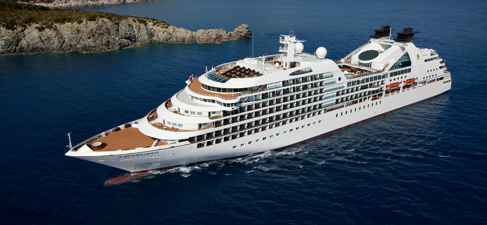 Cruising with Seabourn Most Expensive Cruise Lines