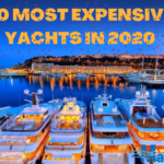10 Most expensive Yachts in 2020