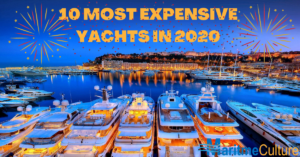 Most expensive yacht in the world