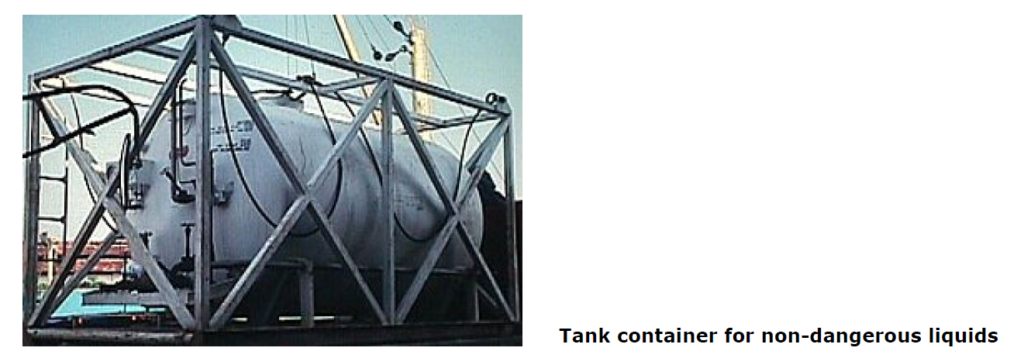 11.Tank containers