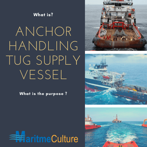 Anchor Handling Tug Supply Vessel (1)