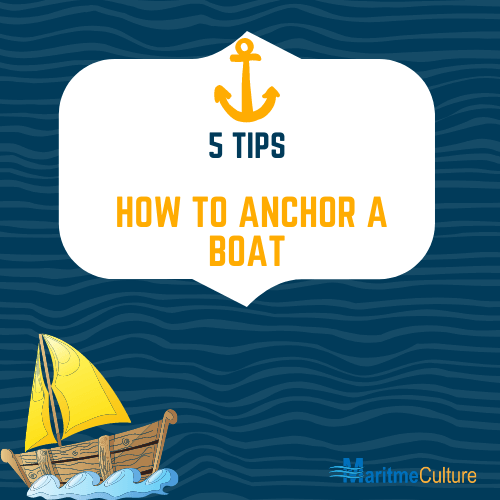 HOW TO ANCHOR A BOAT