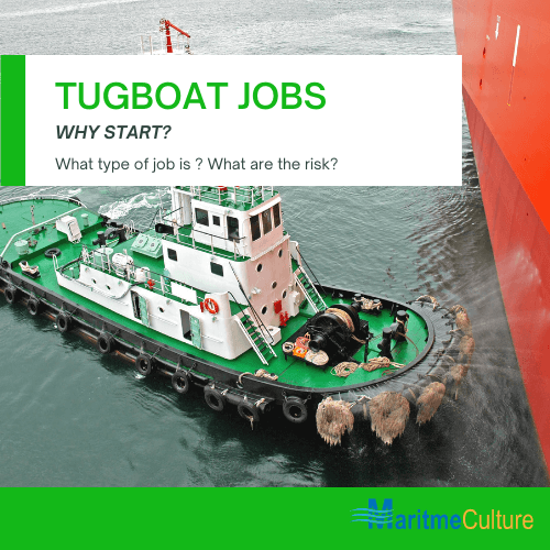 TUGBOAT JOBS