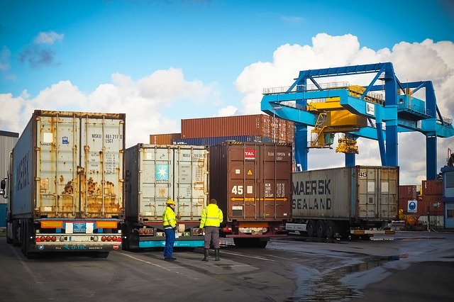 INTERMODAL TRANSPORT-CONTAINER