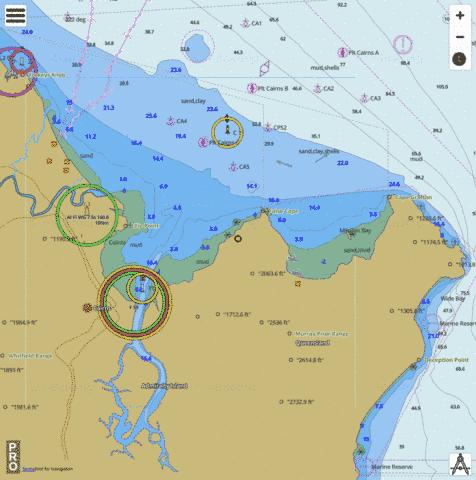 Pilotage and Confined Waters Ecdis image