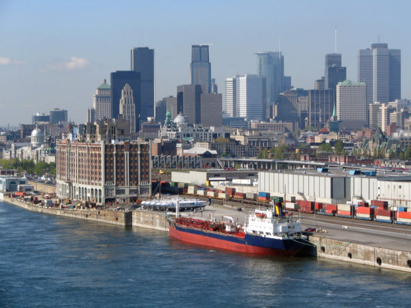 Montreal view – Commercial navy